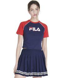 Fila Women/'s Salma Raglan T-Shirt