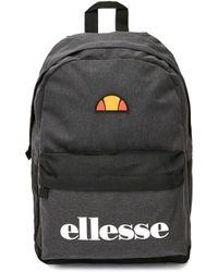 Ellesse Regent Ii Backpack Bag - Black