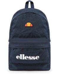 Ellesse Regent Ii Backpack Bag - Blue