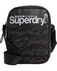 Superdry Neo Tarp Cross Body Messenger Bag - Multicolour