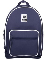 New Balance Classic Backpack Bag - Blue