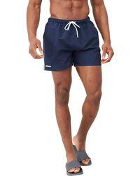 Ellesse Dem Slackers Swim Shorts - Blue