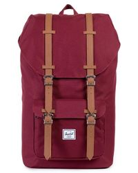 Herschel Supply Co. - Little America Backpack Bag - Lyst