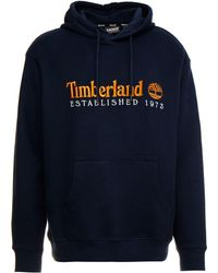 Timberland Outdoor Archive Hoodie - Blue