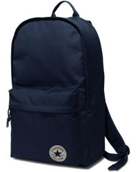 Converse Edc Poly Women's Backpack In Multicolor - Blue