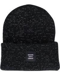 Herschel Supply Co. - Abbott Reflective Beanie Hat - Lyst