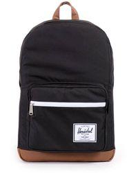 Herschel Supply Co. Pop Quiz Backpack Rucksack Bag - Black