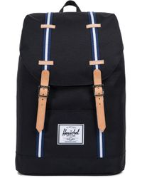 Herschel Supply Co. - Retreat Straps Offset Backpack Bag - Lyst