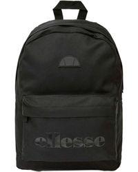 Ellesse Regent Backpack Bag - Black
