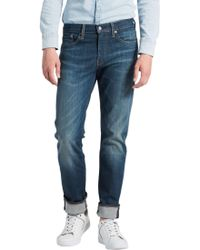 Levi's 511 Slim Fit Denim Jeans - Blue