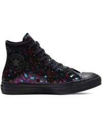 Hi Star Converse 555170c Black All Sneak dsrhCtQ