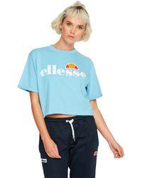 d57a5121 Alberta Cropped T-shirt - Blue
