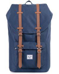 Herschel Supply Co. Little America Navy Backpack - Blue