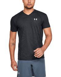Under Armour - Men's Ua Swyft V-neck T-shirt - Lyst