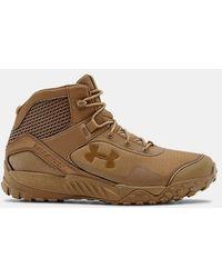 "Under Armour - Men's Ua Valsetz Rts 1.5 5"" Tactical Boots - Lyst"