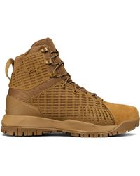 Under Armour Men's Ua Stryker Tactical Boots - Brown