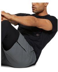 Under Armour Rush Men's Short Sleeve Shirt - Black
