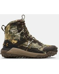Under Armour Unisex Ua Hovr Dawn Wp 400g Boots - Multicolour