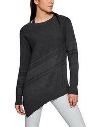 Under Armour - Women's Uas Crew Sweater - Lyst