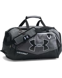 Under Armour Ua Storm Undeniable Ii Sm Duffle - Black