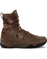 Under Armour Men's Ua Jungle Rat Boots - Blue