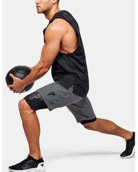 Under Armour Men's Project Rock Shorts - Black