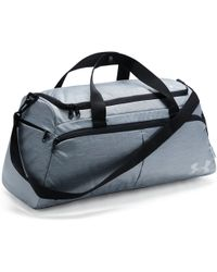 Lyst - Under Armour Ua Storm Undeniable Ii Md Duffle in Black d85bed54d2