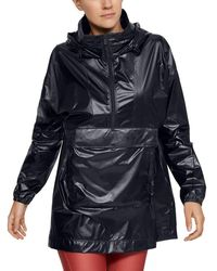 Under Armour Unstoppable Woven 1⁄2 Zip Anorak - Black