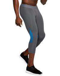 cdbe485f7c3f85 Lyst - Under Armour Men's Ua Coldgear® Infrared Run Pants in Blue ...