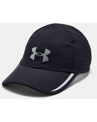 Under Armour Men's Ua Shadow Armourvent Cap - Black