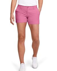 """Under Armour Ua Links 4"""" Shorty - Pink"""