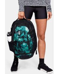 Under Armour Ua Hustle 4.0 Backpack - Gray