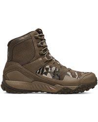 Under Armour Valsetz Rts 1.5 Military And Tactical Boot Ridge Reaper Camo Ba (900)/uniform, 10 - Brown