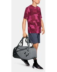 Under Armour Ua Contain 4.0 Backpack Duffle - Grey