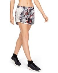 Under Armour - Fly-by Printed - Lyst