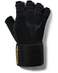 Under Armour Project Rock Training - Black