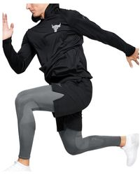 Under Armour Project Rock Seamless - Black