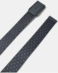 Under Armour Men's Ua Range 2 Webbing Belt - Gray