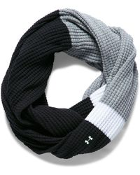 Under Armour - Women's Ua Favorite Waffle Knit Scarf - Lyst