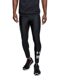 Under Armour - Men's Ua Graphic Tights - Lyst