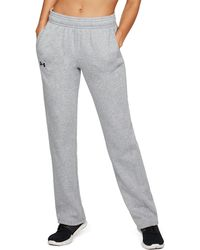Under Armour - Women's Ua Rival Pants - Lyst