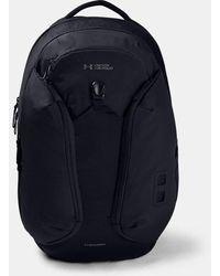 Under Armour Ua Contender 2.0 Backpack - Black