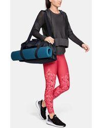 Under Armour Women's Ua Essentials 2.0 Duffle - Black