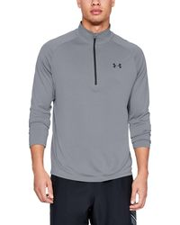 Under Armour - Men's Ua Techtm 2.0 1⁄2 Zip Long Sleeve - Lyst