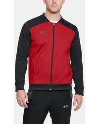 Under Armour Ua Challenger Ii Track Jacket - Red