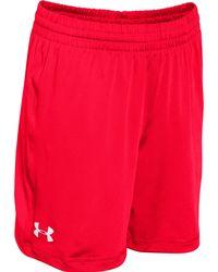 Under Armour - Boy's Ua Team Raid Shorts - Lyst