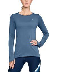 Under Armour - Women's Heatgear® Long Sleeve - Lyst