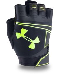 Under Armour | Men's Ua Coolswitch Flux Training Gloves | Lyst