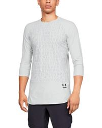 Under Armour - Perpetual 3⁄4 Sleeve - Lyst