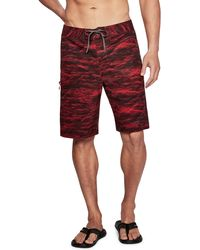 Under Armour - Men's Ua Stretch Printed Boardshorts - Lyst